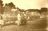 1913 přehlídka hasičů